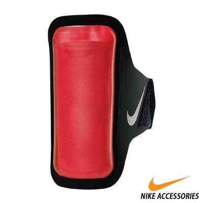 NIKE VENTILATED 手機萬用臂包(5.5吋手機通用) (黑/紅/銀)