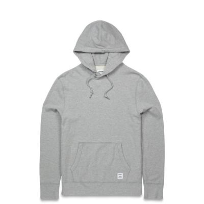 CONVERSE 男休閒帽T 10000656-A07 灰
