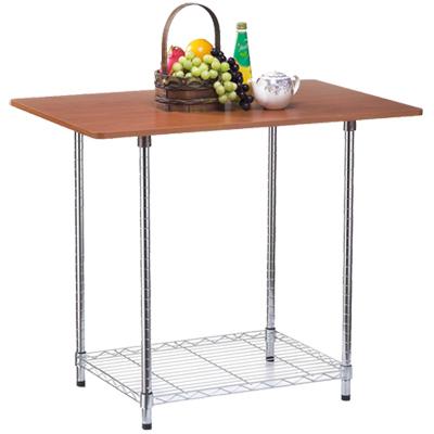 百變金鋼-2-3居家旅遊兩用休閒桌