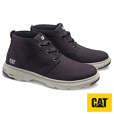 CAT STUN CANVAS 舒適系列男鞋-黑(721549)