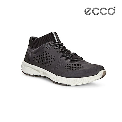 ECCO INTRINSIC TR 太空極限越野概念運動鞋 男-黑