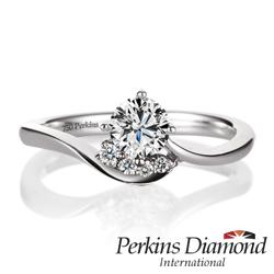 PERKINS 伯金仕 - GIA Joseph系列 0.50克拉鑽石戒指