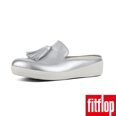 FitFlop TM-SUPERSKATE TM SLIP-ON-銀