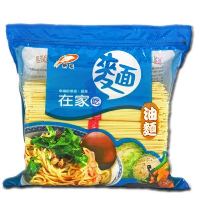 正逢-在家吃麵-油麵-1-5kg