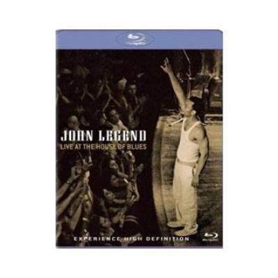 約翰傳奇 / 藍調之屋現場演唱會[Blu-ray]