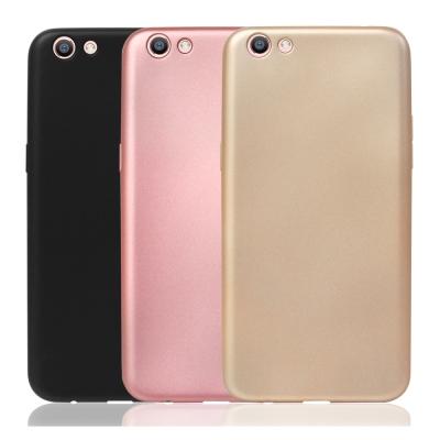 RedMoon OPPO R9s 5.5吋 霧面柔光TPU手機軟殼