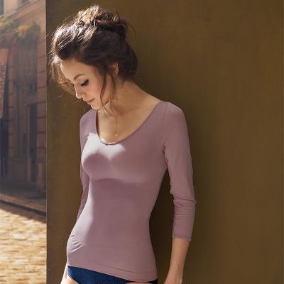 曼黛瑪璉 I10003衛生衣(芋頭紫)