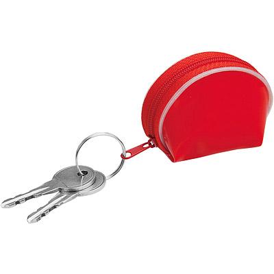 VOYAGER Mini零錢鑰匙圈(紅)