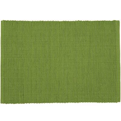 NOW 素色織紋餐墊(冷杉綠)