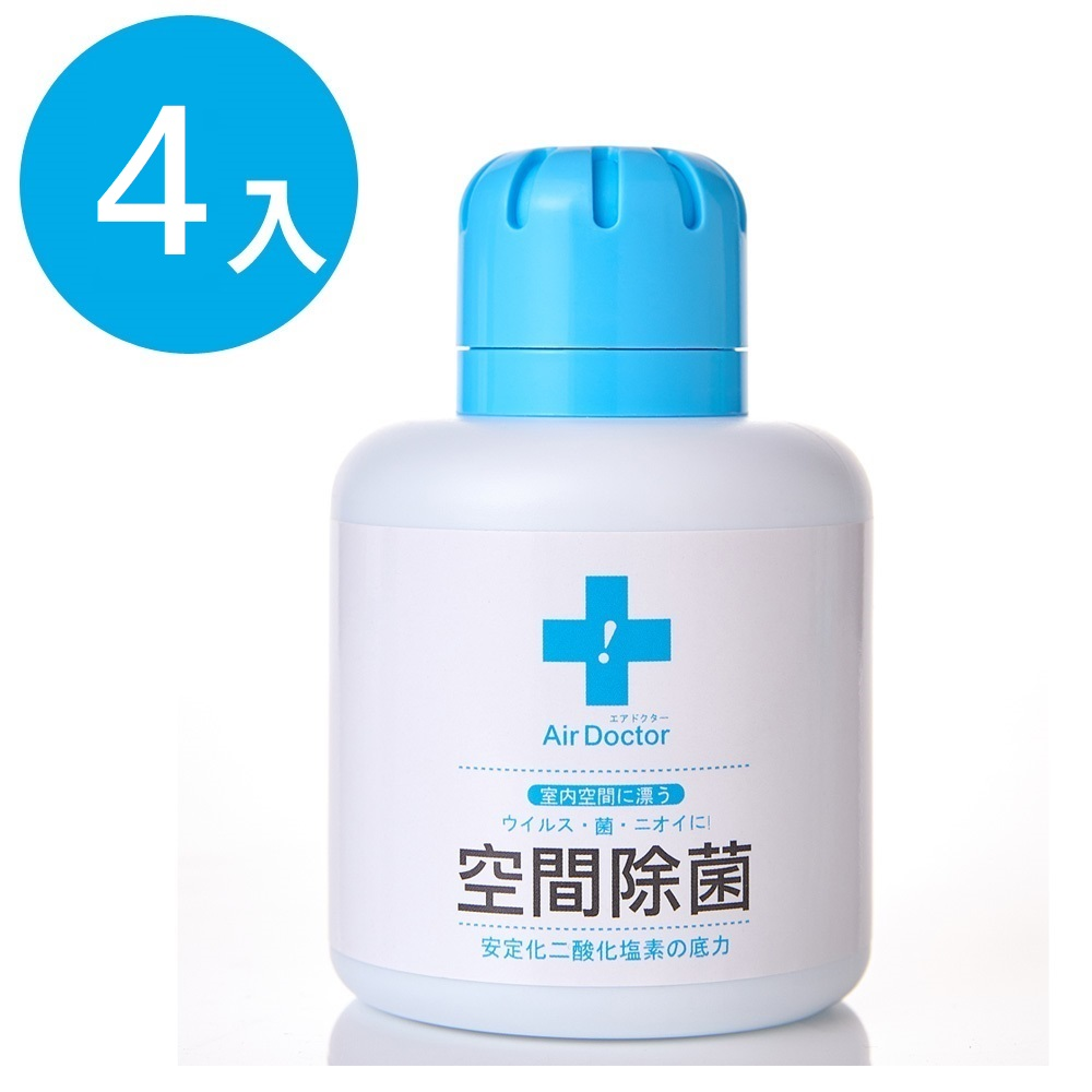 AirDoctor 空氣除菌極淨瓶4入
