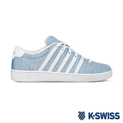 K-Swiss Court Pro ll T CMF休閒運動鞋-女-藍/白