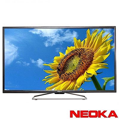 NEOKA新禾55吋 4K UHD A級面板LED液晶顯示器+視訊盒(55NK5000)