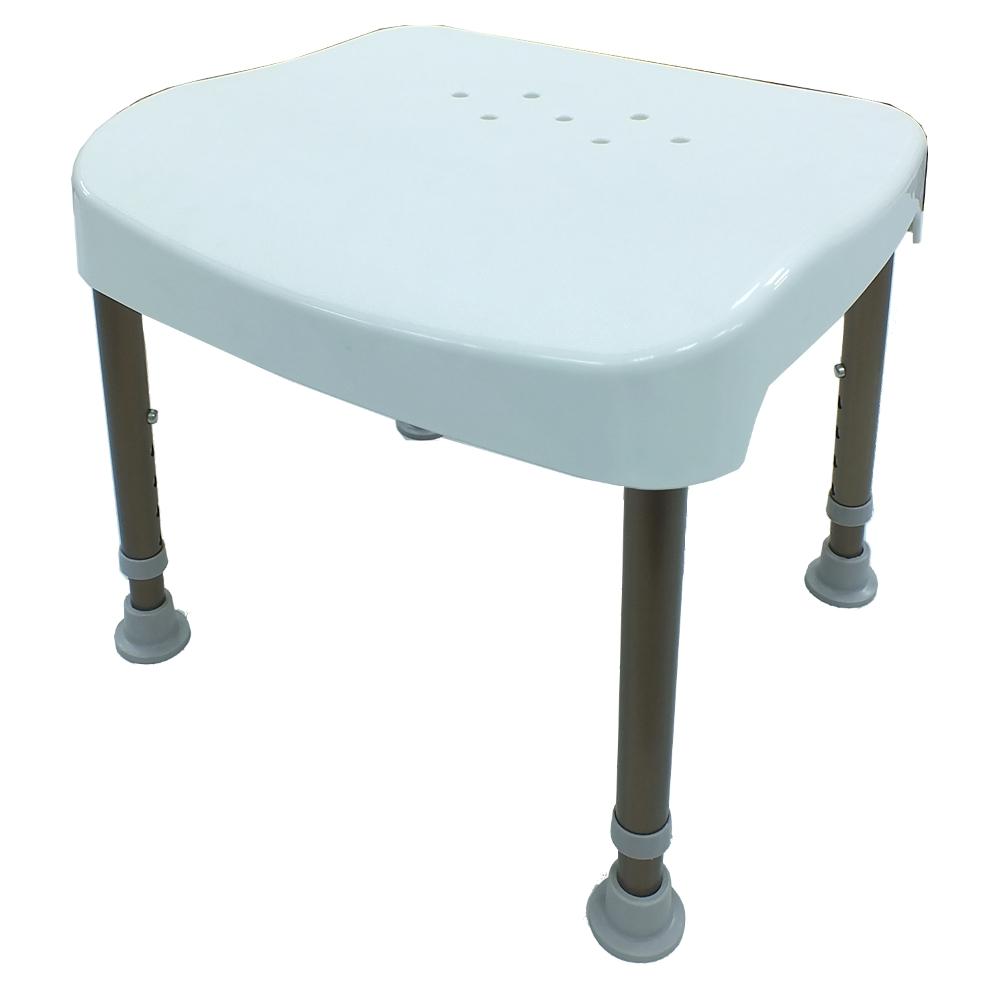 COLOR  荷重型鋁合金洗澡椅(免工具組裝)