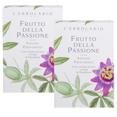 L'ERBOLARIO 蕾莉歐  時計花植物皂2入組(100g)