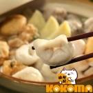 《極鮮配》 手工蝦餃 (110g±10%/盒),10入組