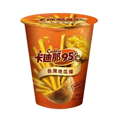 卡迪那 95度C台灣地瓜條-原味(40g)
