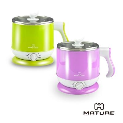 MATURE美萃-多功能美食鍋-CY-1620-二