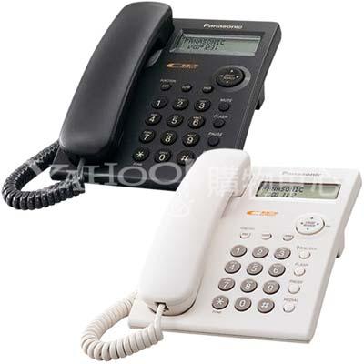Panasonic 國際牌  來電顯示有線電話機 KX-TSC11