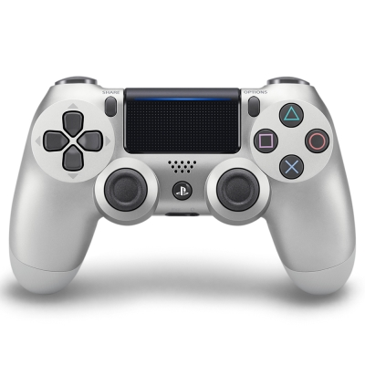 PS4 原廠無線控制器 銀色(CUH-ZCT2 系列)