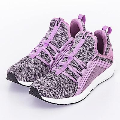 PUMA-女慢跑鞋19037302-紫