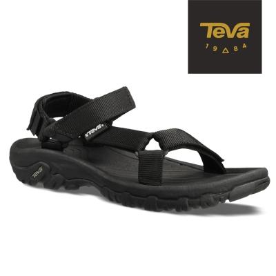 TEVA 美國 女 Hurricane XLT 機能運動涼鞋 (黑)