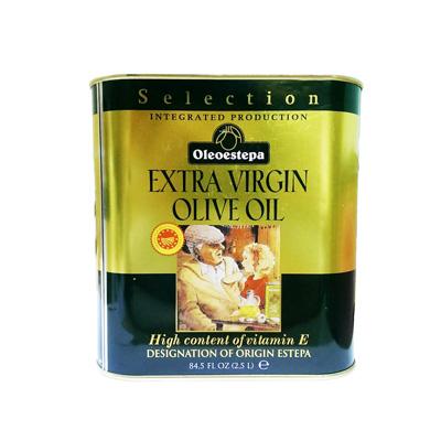 西班牙奧立弗 DOP頂級冷壓初榨橄欖油(2500ml)