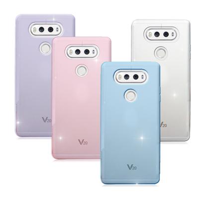 VXTRA 超完美LG V20 清透0.5mm隱形手機殼