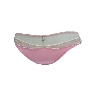 【瑪登瑪朵】亮點Bra 低腰三角棉褲(春漾粉)
