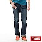 EDWIN AB褲 迦績褲JERSEYS涼感牛仔褲-男-石洗綠