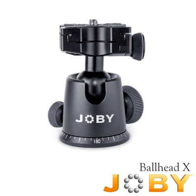 JOBY Ballhead X for Focus 專業球型雲台