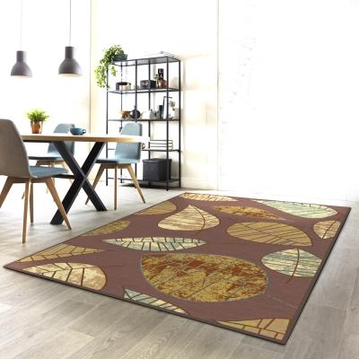 范登伯格 - 維拉 現代絲質地毯 - 玉葉 (160 x 230cm)