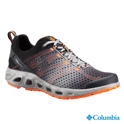 【美國Columbia哥倫比亞】輕量水陸兩用鞋-男-黑(UBM26670BK)