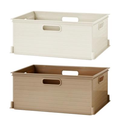 【創意達人】山本超大收納置物盒3入