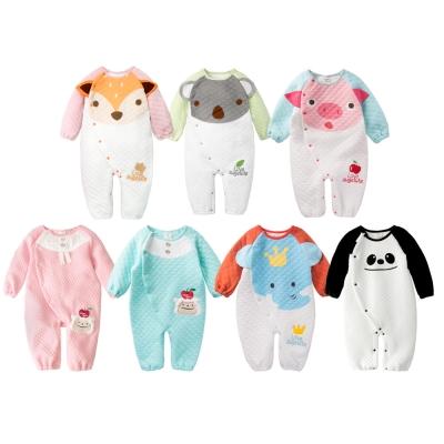 baby童衣 空氣棉動物造型長袖爬服 37043