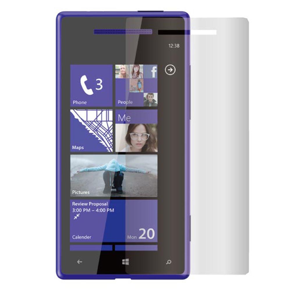 ZIYA HTC 8X抗反射(霧面/防指紋)螢幕保護貼2入
