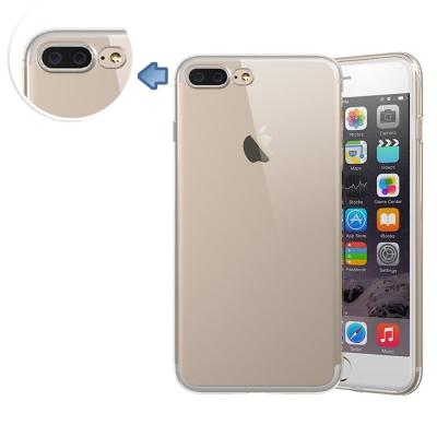 透明殼專家iPhone7 Plus鏡頭保護 抗摔耐衝擊 全包覆軟殼