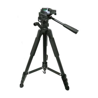專業型輕巧旅行三腳架 相機/手機兩用鋁合金三角架