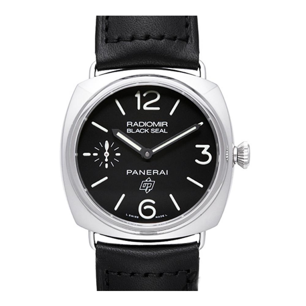 PANERAI 沛納海 PAM380 Radiomir Black Seal 機械腕錶-45mm