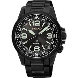 (無卡分期6期)SEIKO精工 Prospex 空軍爭霸機械腕錶(SRPA73J1)-42mm