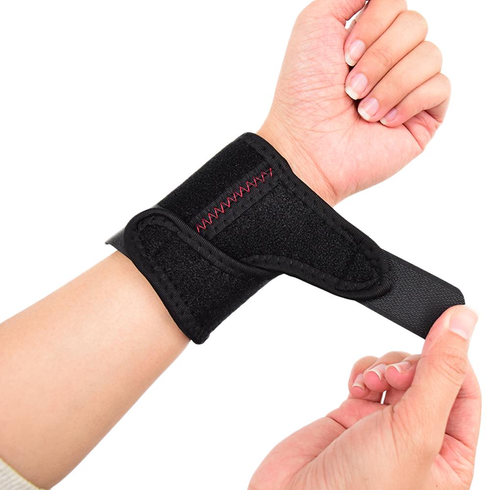 兩段式加壓調整護腕帶