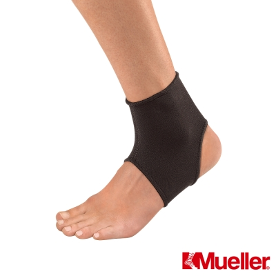 MUELLER慕樂 Neoprene踝關節護套 黑色(MUA964)