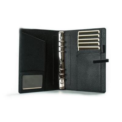 24MAMA-真皮-A5-6孔-萬用手冊-筆記本