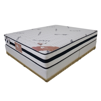 ADB Janice賈妮絲元氣竹纖獨立筒床墊/雙人5尺