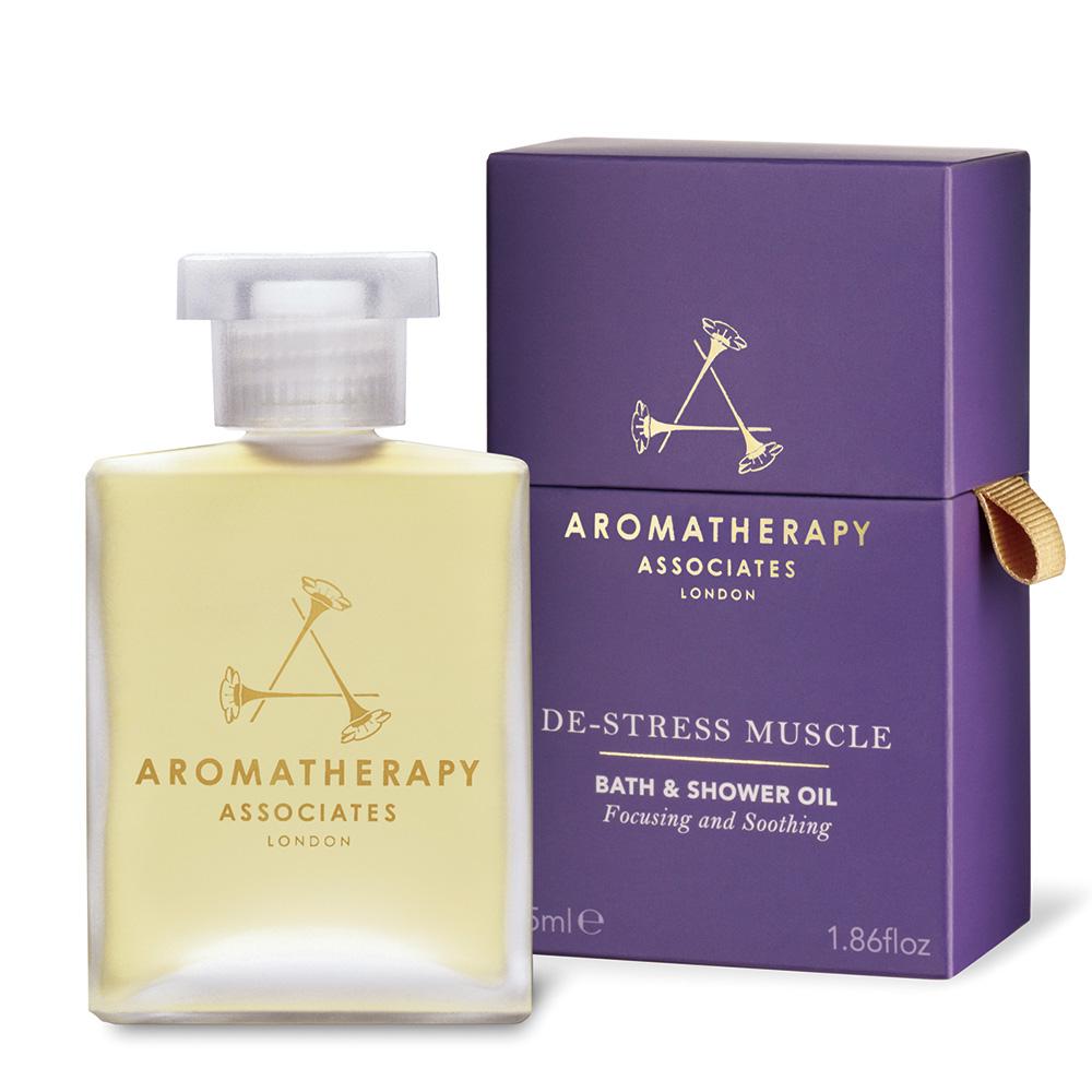 AA 舒緩舒肌沐浴油 55ml (Aromatherapy Associates)