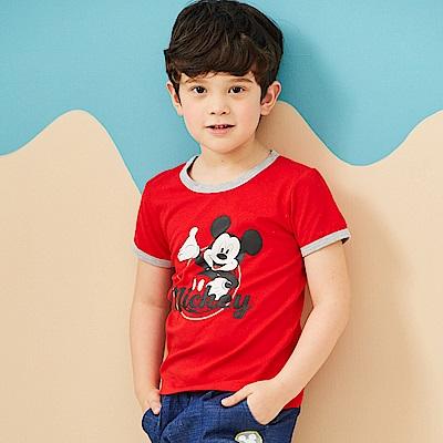 Disney 米奇系列歡樂圈圈上衣 (2色可選)