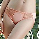 推EASY SHOP-浪漫有約 中腰三角褲(粉漾橙)