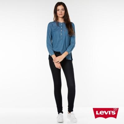 REVEL-緊身窄管牛仔褲-高彈力塑型布料-Lev