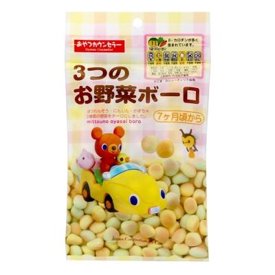 西村 JCC野菜小蛋酥(55g)