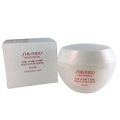 SHISEIDO資生堂 柔潤修護髮膜 200g