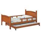 愛比家具 德凱3.5尺子母床(兩色可選.不含床墊)